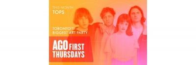 AGO First Thursday