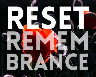 Logo for Reset Remembrance Project