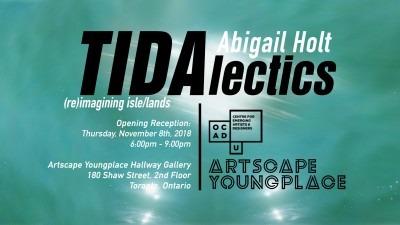 TIDAlectics: (re)imagining isle/lands