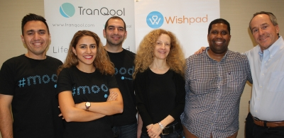 Photo of TranQool, Wishpad and the IC Fund Committee