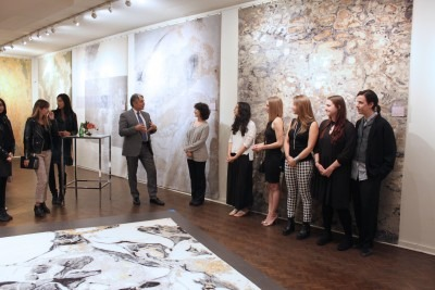 Weavers Art launch