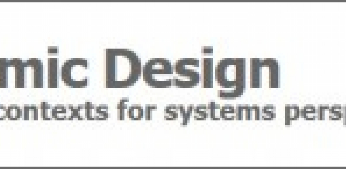 Call for Submissions - Relating Systems Thinking & Design 2013