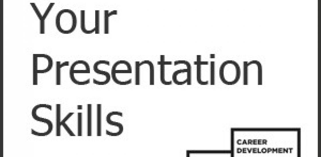 Enhance Your Presentation Skills