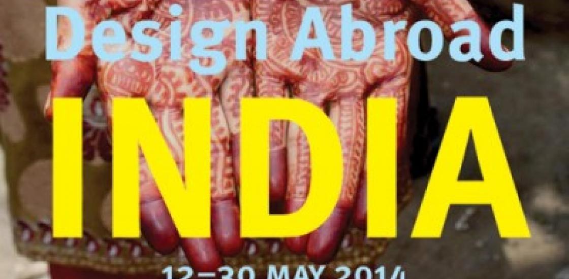 Design Abroad: India Info Session
