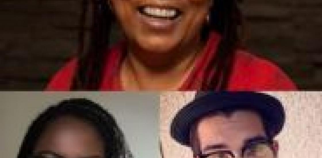 Image of Lillian Allen, Chimwemwe Undi and Joshua Whitehead