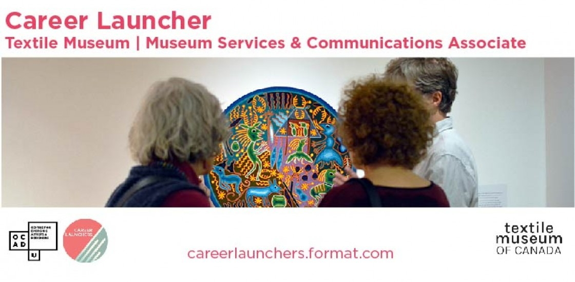 Call for Applications - Textile Museum - Museum Associate and Communications Associate