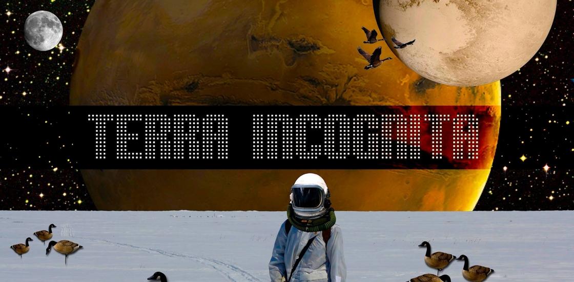 Terra Incognita exhibition image