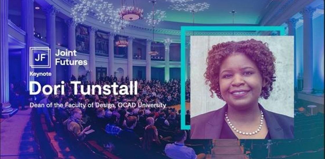 Dori Tunstall, keynote at Helsinki Conference
