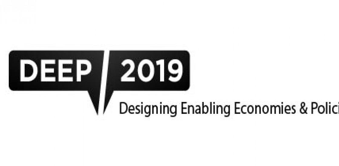 DEEP 2019, Designing Enabling Economies and Policies