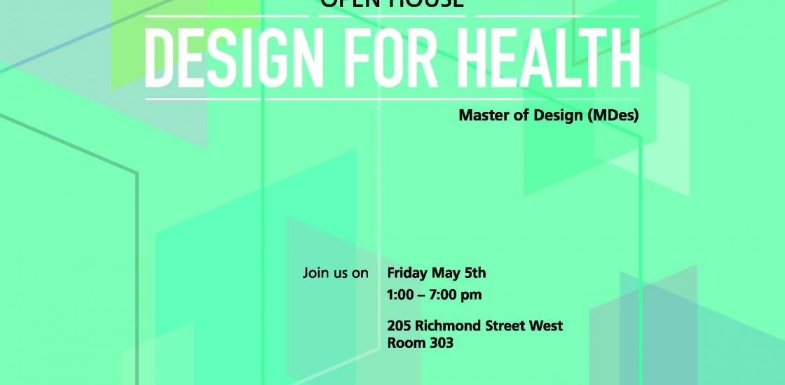 Design for Health Poster