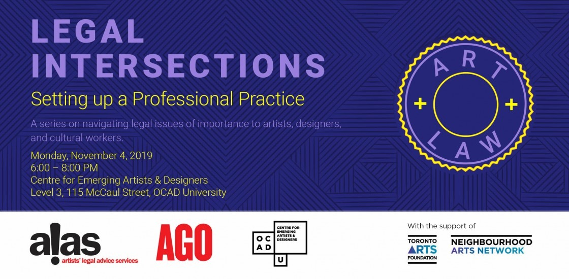 Legal Intersections #4 | Setting up a Professional Practice