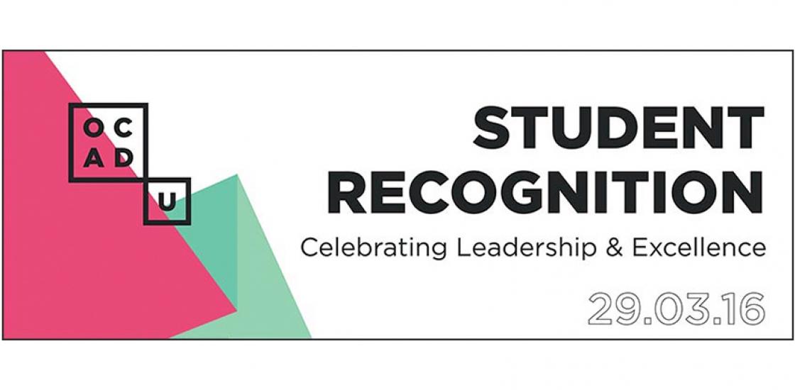 Student Recognition Awards  Banner