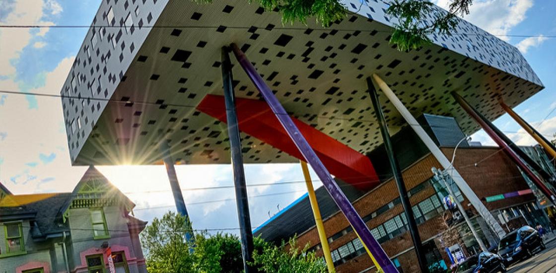 OCAD University's Sharp Center for Design