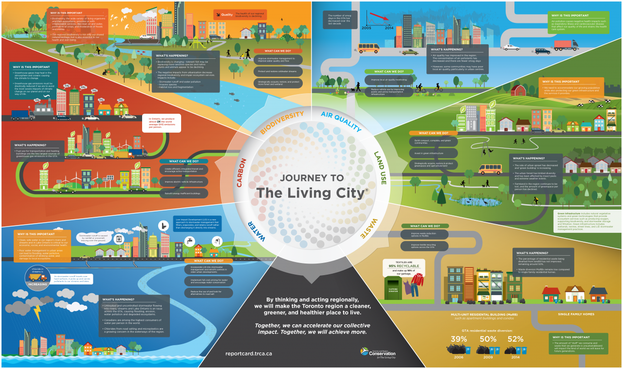 Living City Report Card Mega Map