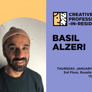 Basil AlZeri   Artist Talk
