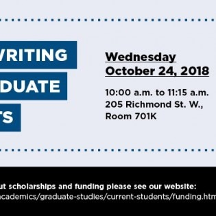 Grant Writing for Graduate Students