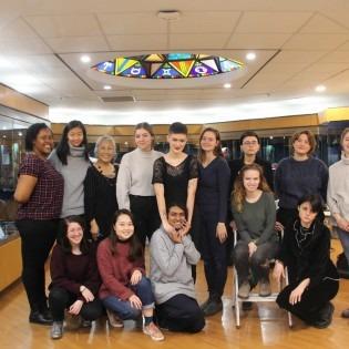 Students of MAAD-4001