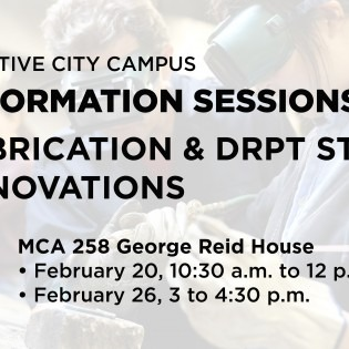 CCC Information Session