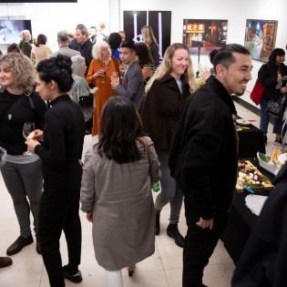 Ada Slaight Studios celebration at OCAD University. Photo: Martin Iskander.