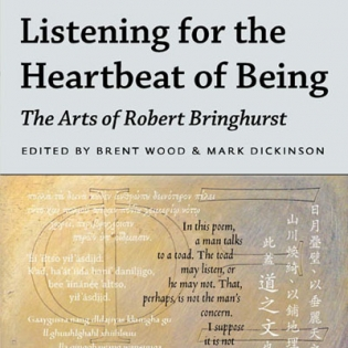 Book Cover: Listening for the Heartbeat of Being