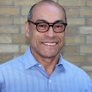 Portrait of Francisco Alvarez, photo by Michael Kushnir