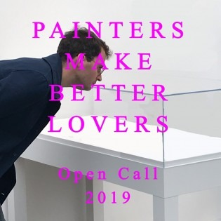 Painters Make Better Lovers Call for Submissions poster