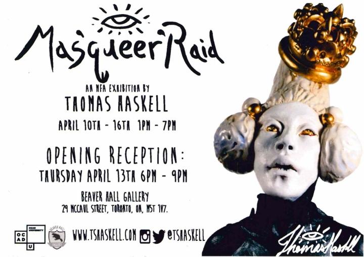 exhibition poster - sculptural portrait of royal figure