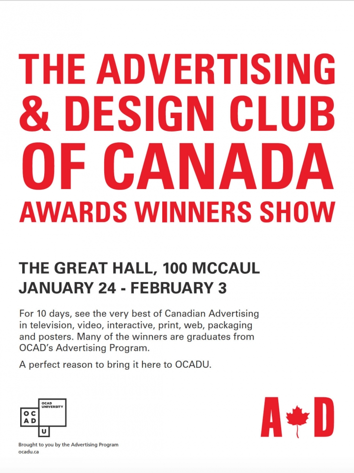 ADCC Awards Winners Show