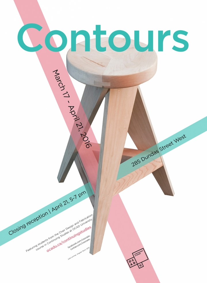 Contours Poster