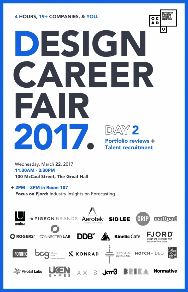 Design Career Fair Day 2