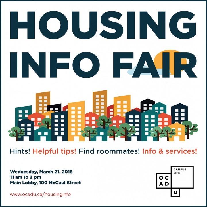 housing info fair graphic
