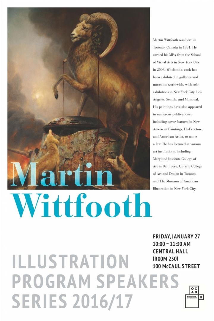 Martin Wittfooth