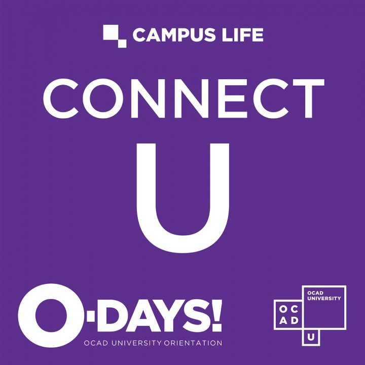 O-DAYS! 2018 Campus Life CONNECT U