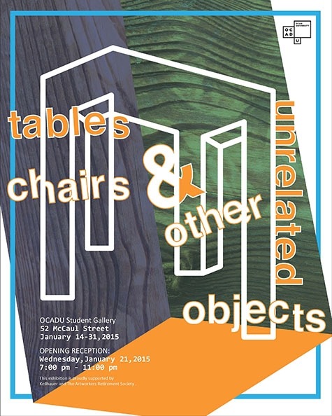 TABLES. CHAIRS + OTHER UNRELATED OBJECTS 4
