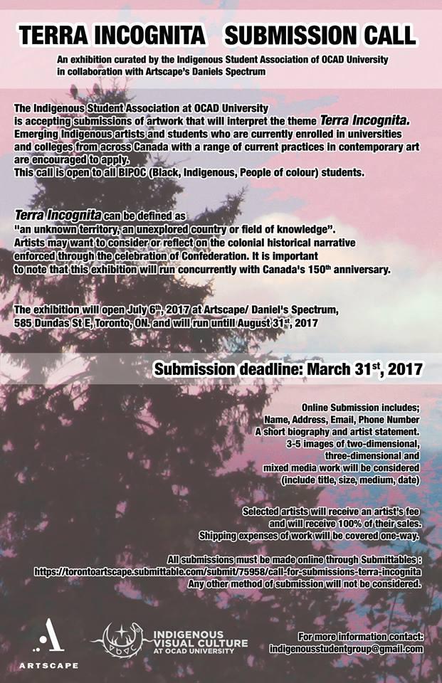 Terra Icognita poster