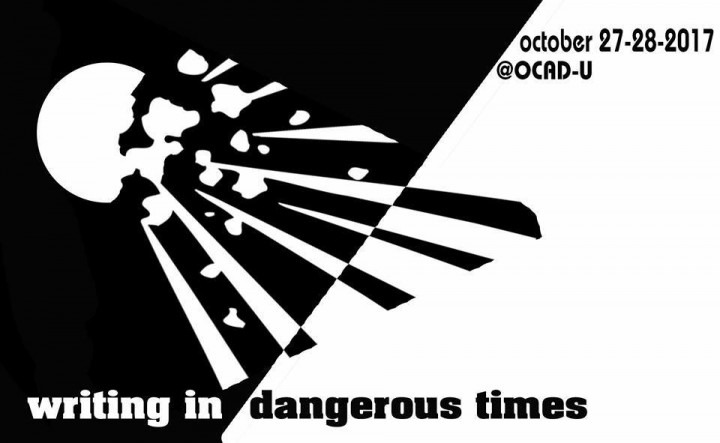 Writing in Dangerous Times Poster