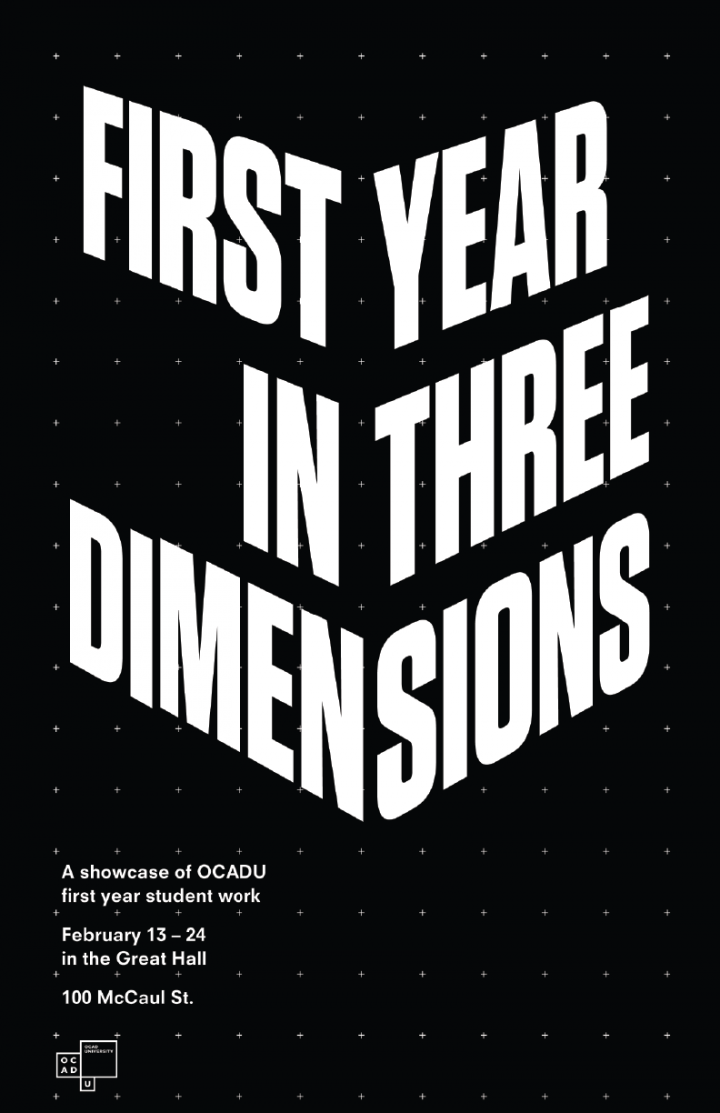 First Year In Three Dimensions