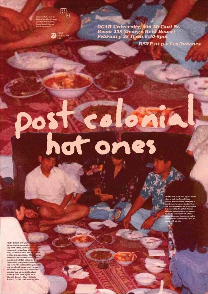 Poster for Post Colonial Hot-Ones