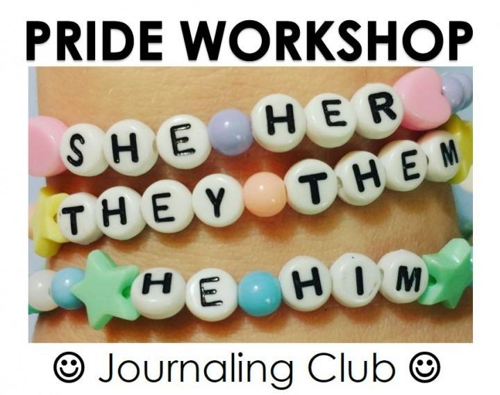 pride journaling