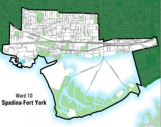 map of ward 10