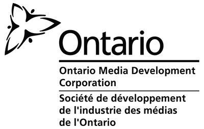 Ontario Media Development Corporation Logo