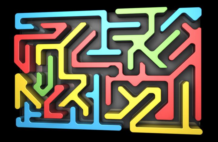 Tilt Maze sample