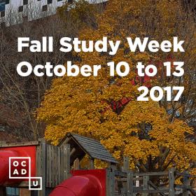Fall Study Week