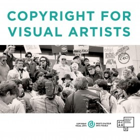 COPYRIGHT FOR VISUAL ARTISTS