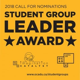 image graphic for Student Group Leader award