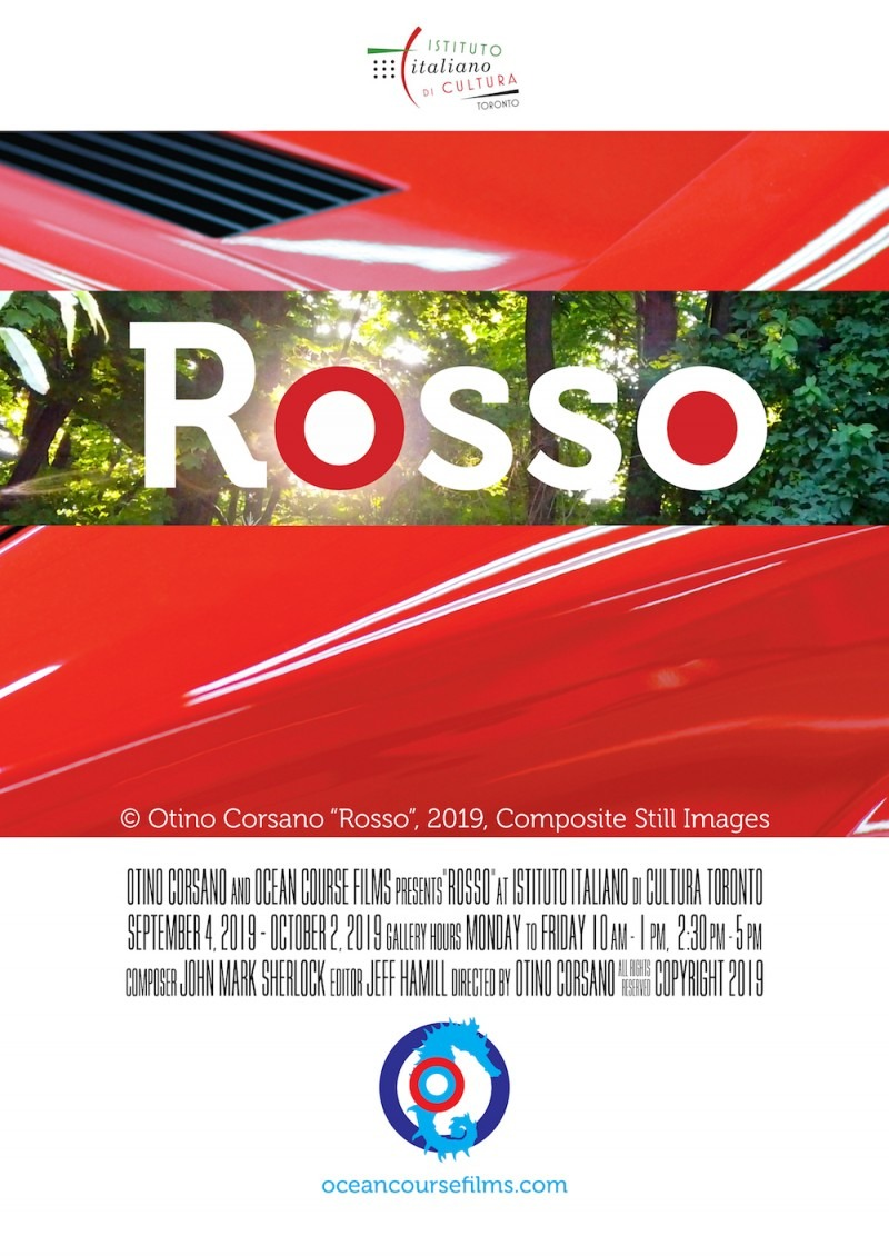ROSSO Poster