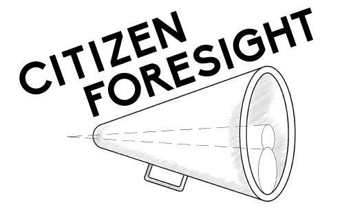 Citizen Foresight Logo