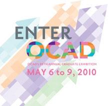 OCAD announces dates of 95th annual graduate exhibition