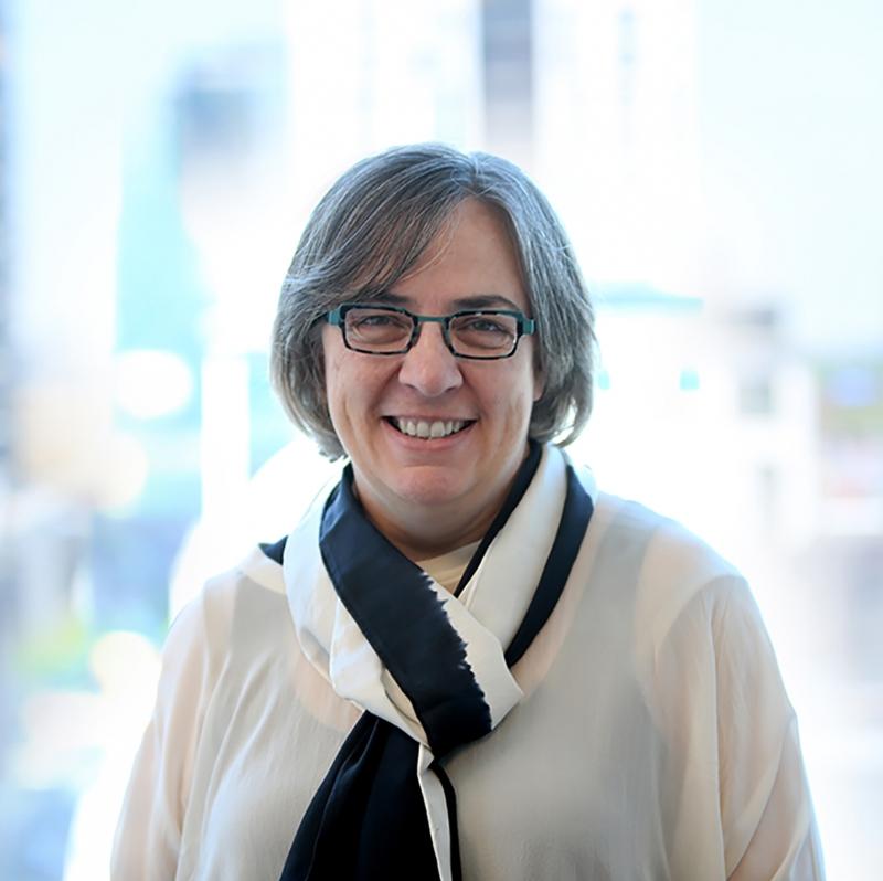 Portrait of Dr. Gillian Siddall