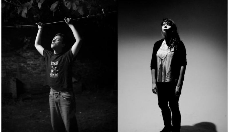 Self-portrait by Giselle Mira Diaz and Nahuel Afonso